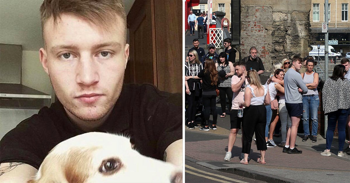 Family of missing man 'desperate to get him out of the river'