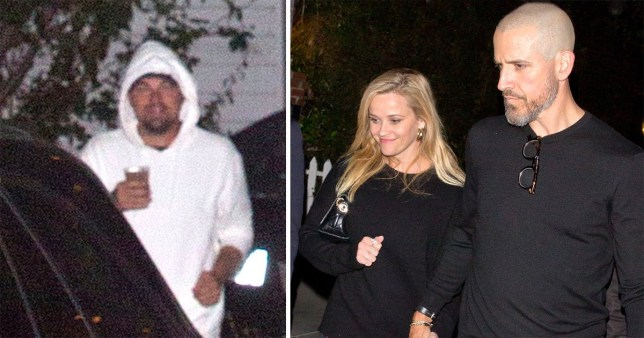 Kate Hudson turns 40 and Reese Witherspoon and Leonardo DiCaprio turned up for her star-studded birthday party.