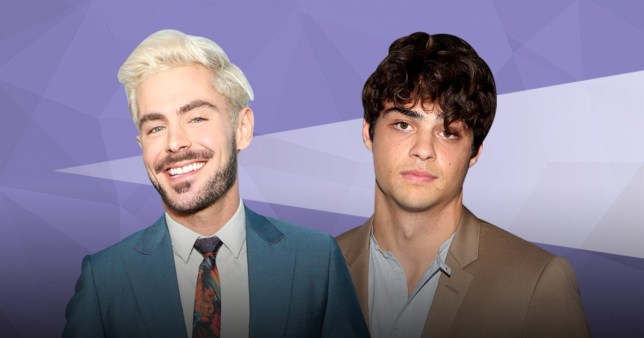 Zac Efron almost scored Noah Centineo's role in The Perfect Date (Picture: Getty/Rex)