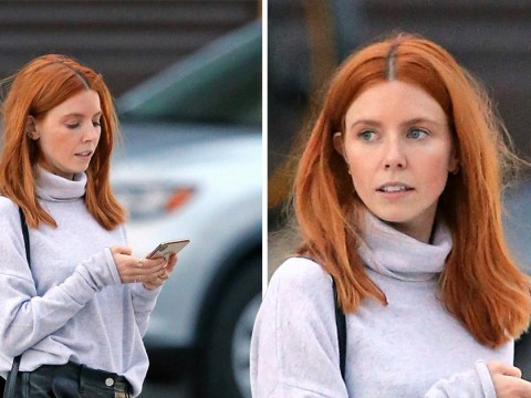 Stacey Dooley keeps head down on break from filming documentary amid Kevin Clifton romance rumours