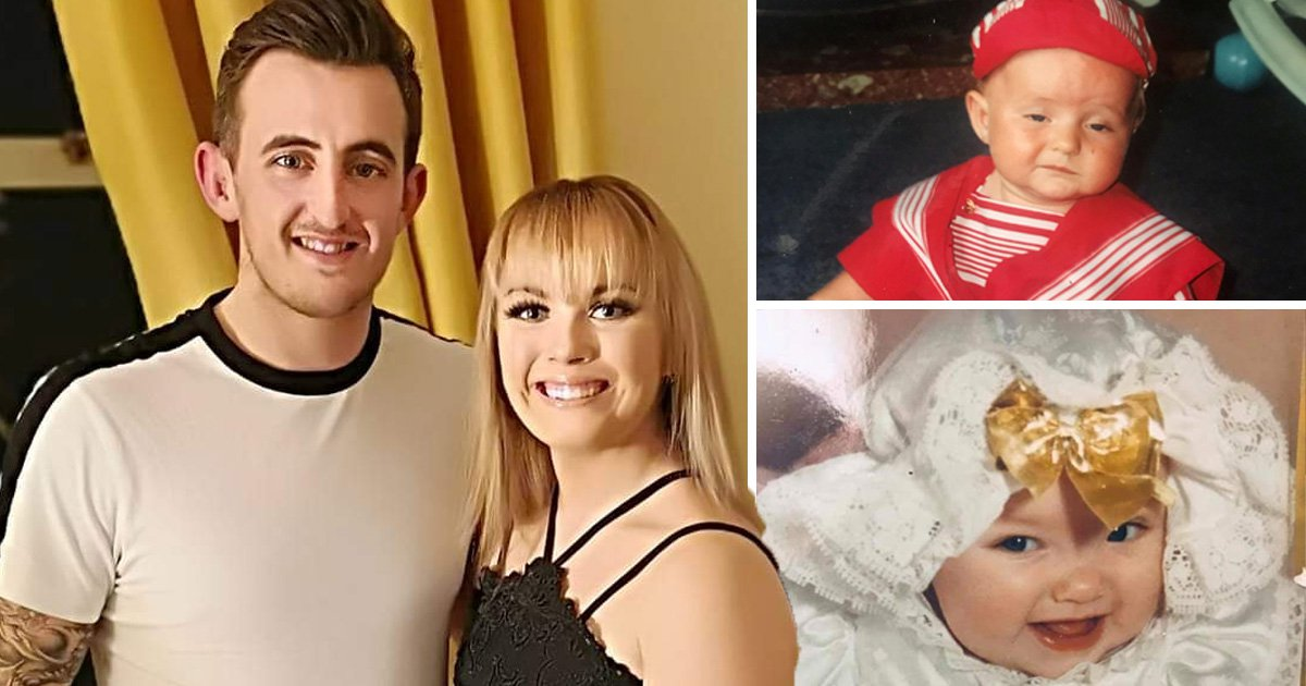 Couple born at same place, same time meet on their 18th birthdays and are now getting married