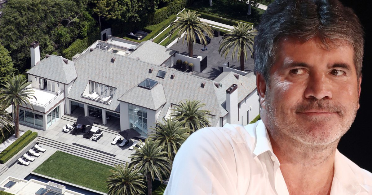 Simon Cowell's Celebrity X Factor auditions to 'take place at his LA mansion for extra glitz'