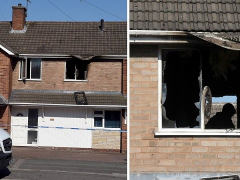 Disabled mother and son killed in fire at home