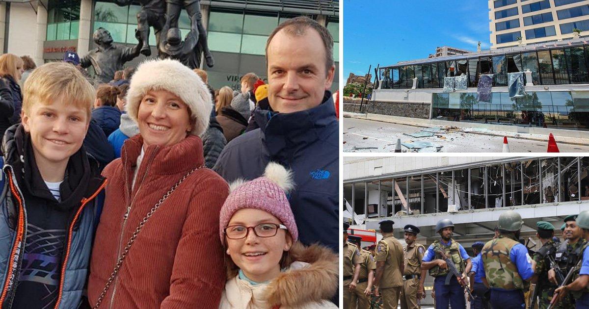 Anita Nicholson, 42, son Alex, 11, were killed in the blast