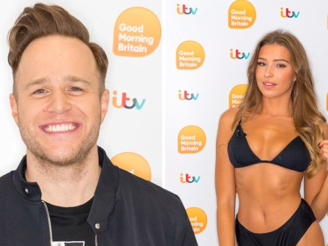 Zara McDermott admits Olly Murs was 'not her type on paper' as she denies dating rumours