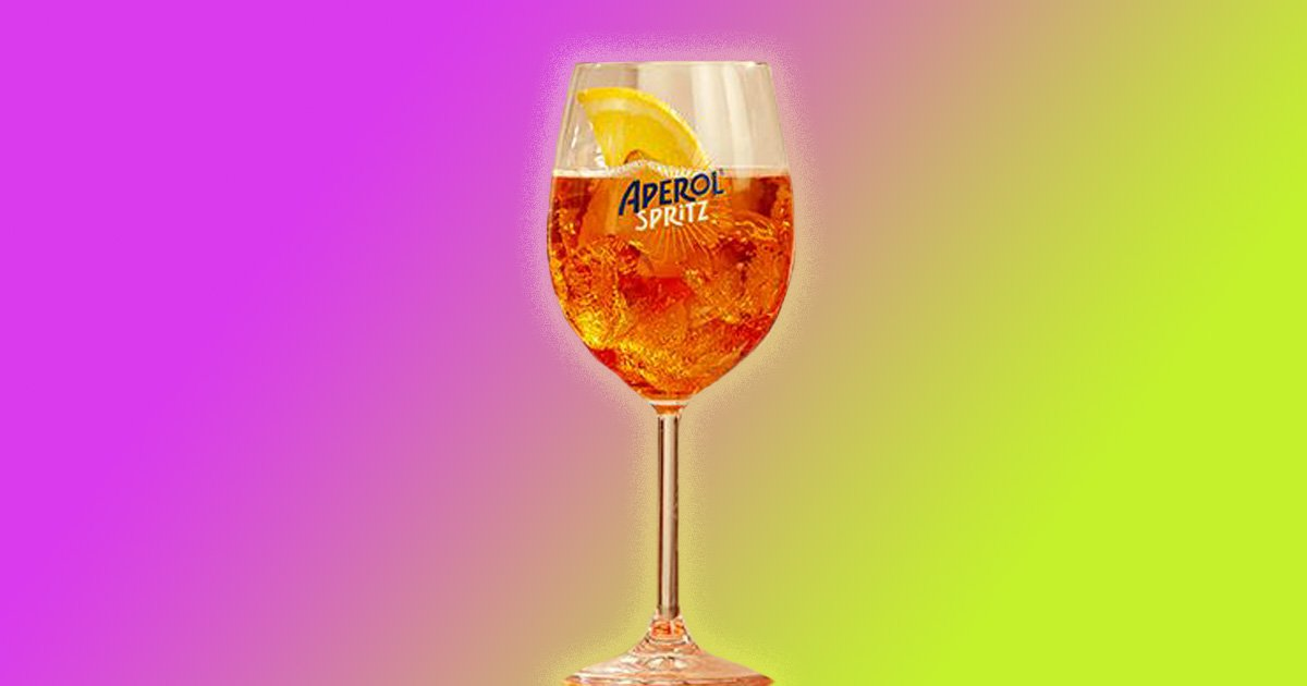 How did the Aperol Spritz become the most iconic drink of the summer?