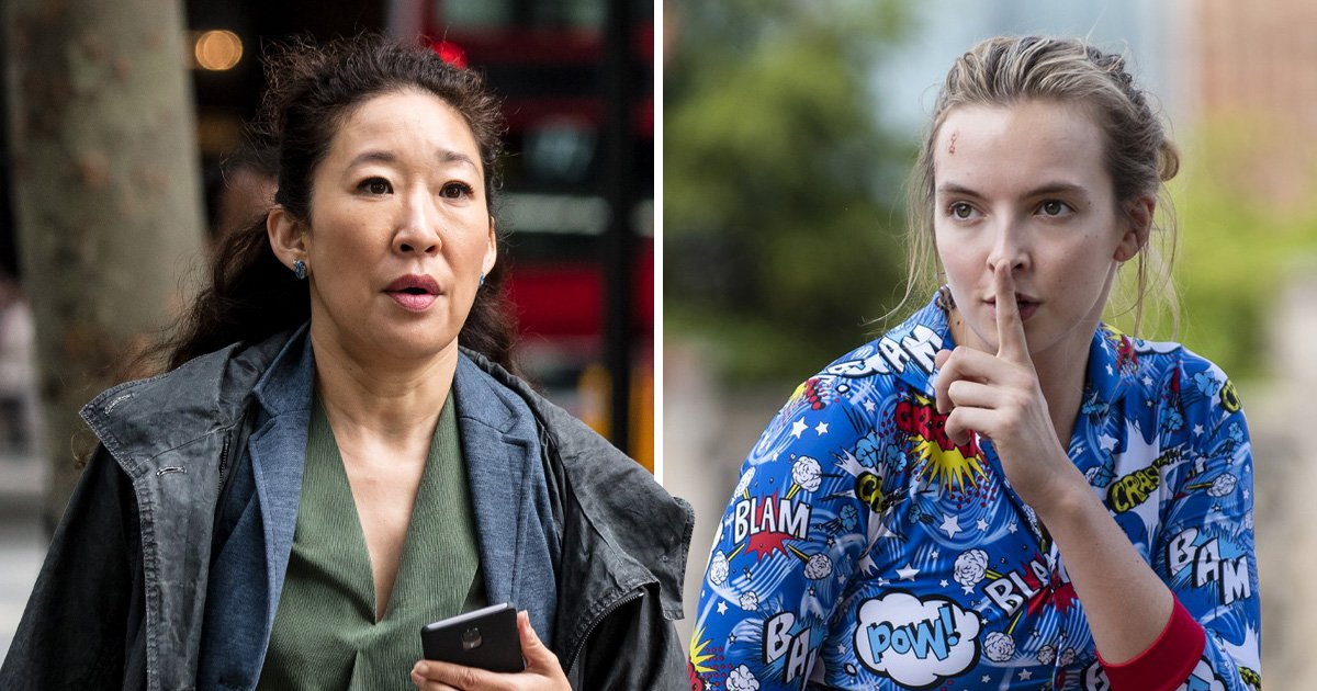 Killing Eve - Who is Ghost?