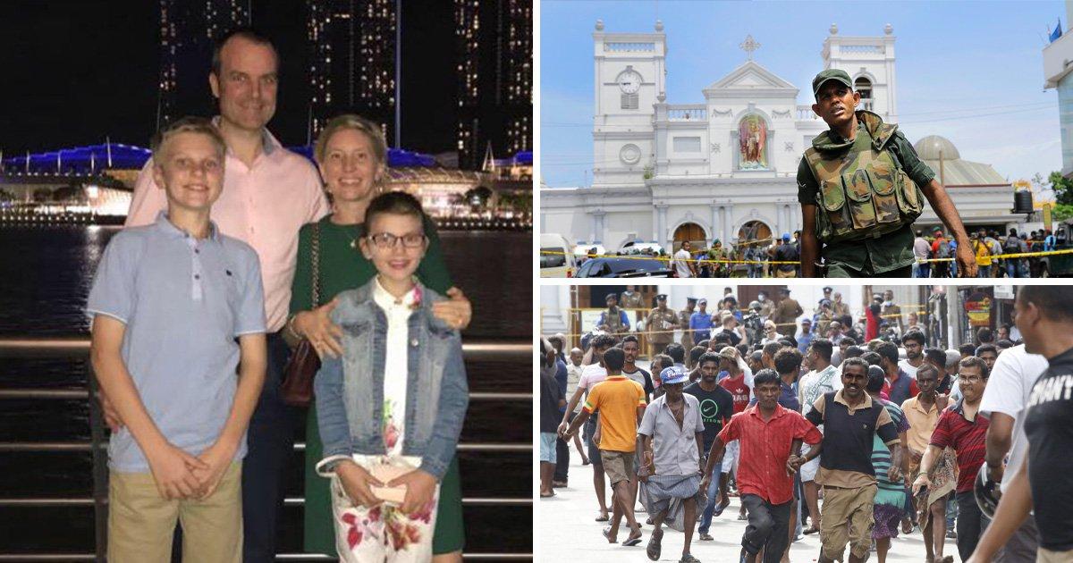 Missing daughter confirmed dead in Sri Lanka