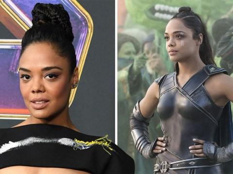 Tessa Thompson says Valkyrie needs a 'queen' as Marvel confirm first LGBTQ superhero