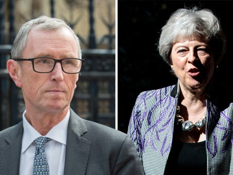 Theresa May told to quit by former ally
