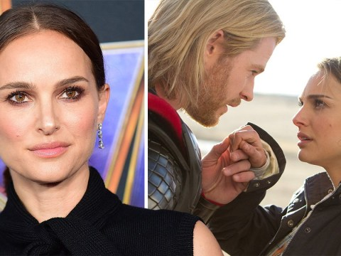 Natalie Portman attends Avengers: Endgame premiere to remind everyone she's in the MCU