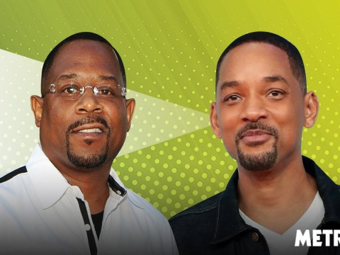 Will Smith has his bags packed as he wraps Bad Boys 3 with Martin Lawrence