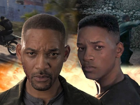 First look at Gemini Man trailer shows Will Smith fighting himself and it's seriously trippy