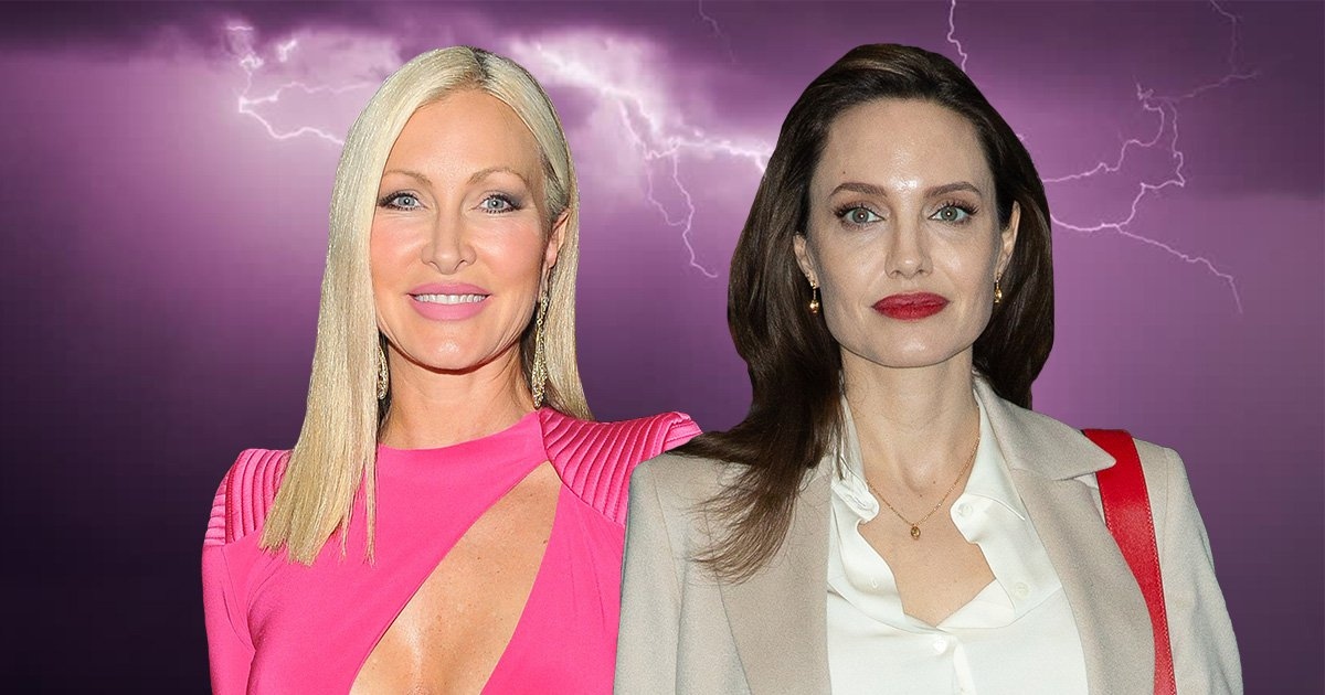 Caprice Bourret believes Brad Pitt is more of an 'Aniston man' than 'horrible b****' Angelina Jolie