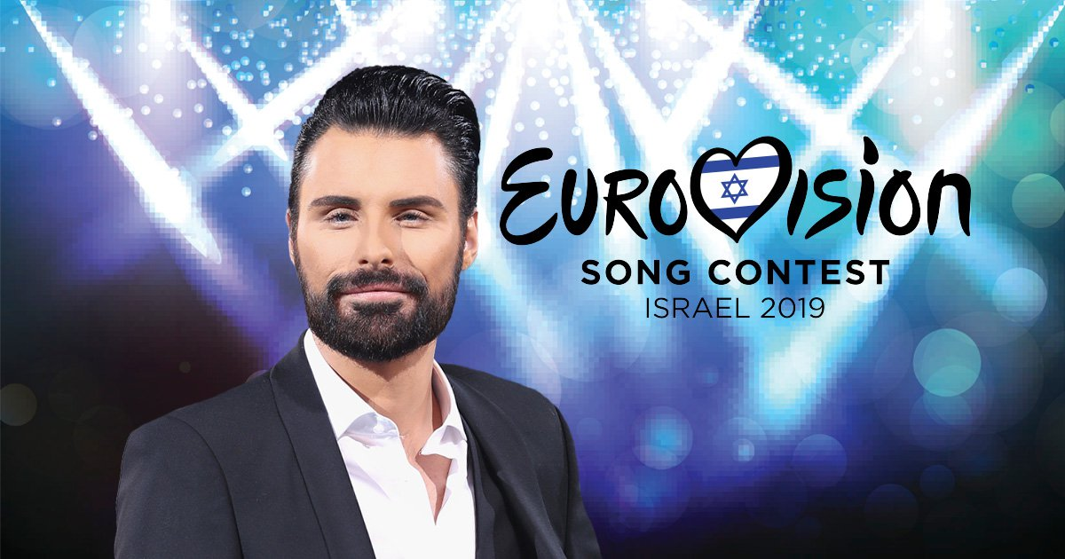 Rylan Clark-Neal tells us to 'expect some crazy' as he prepares for dream job at Eurovision