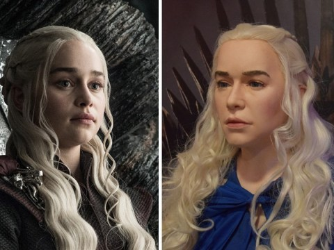 Game of Thrones' Daenerys gets wax figure but the resemblance isn't exactly uncanny