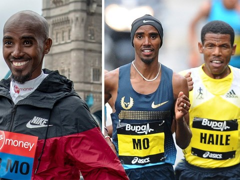 Mo Farah in row with fellow distance runner after '£2,600 stolen from Ethiopian hotel'