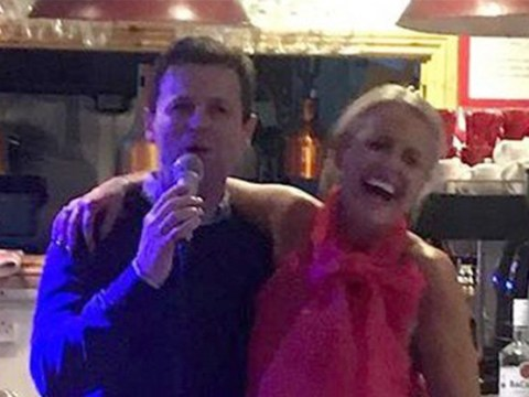 Declan Donnelly leaves Ant McPartlin's side to celebrate sister's birthday