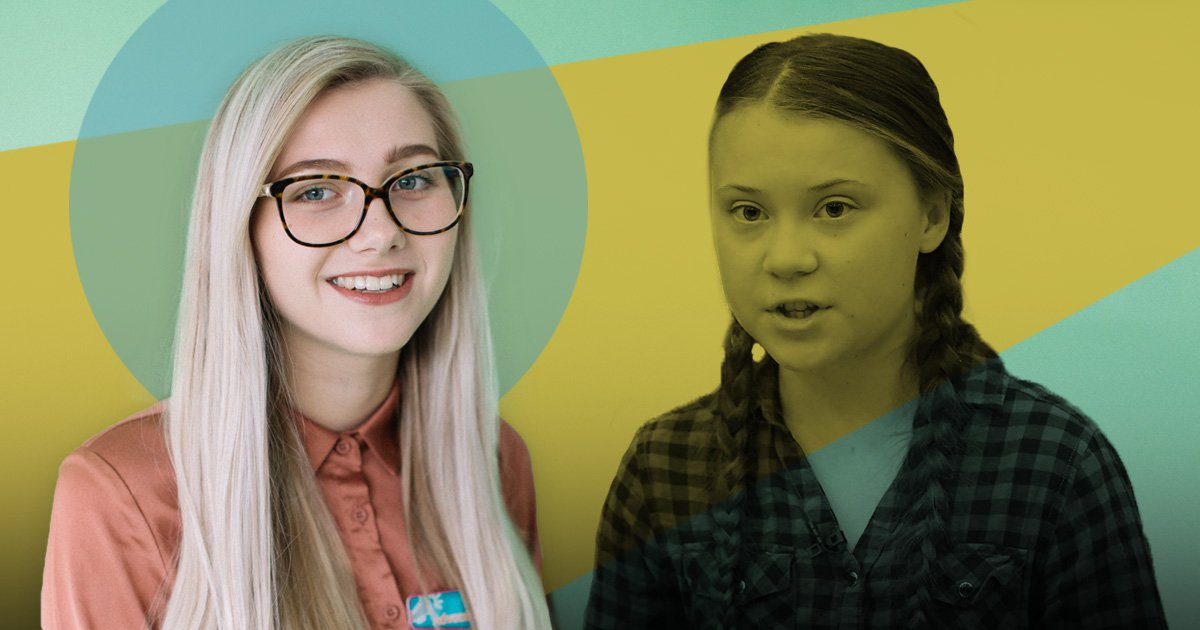 Dear Greta Thunberg, thank you for proving how powerful girls can be