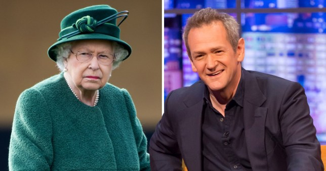Alexander Amrstrong on The Jonathan Ross Show and Queen Elizabeth II