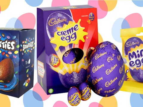 You can grab a Creme Egg for 16p in the post-Easter clearout