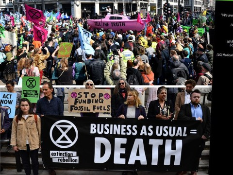 'Declare climate emergency now – and act like it', UK government told