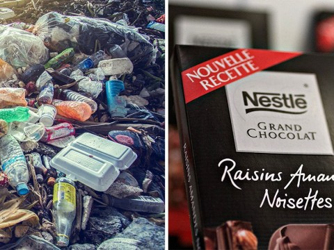 Nestlé under fire for wrapping chocolate in 98% single-use plastic