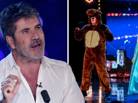 Simon Cowell storms out of Britain's Got Talent auditions over Frozen act as audience turn against him