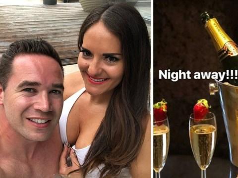 Kieran Hayler puts Katie Price back of mind as he whisks girlfriend away for romantic weekend