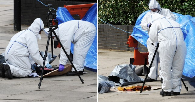 Two men have been left fighting for their lives after being stabbed (Picture: SnapperSK)