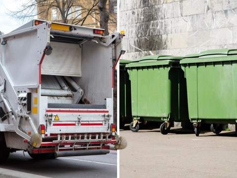 Homeless man sleeping in bin was crushed to death by rubbish truck