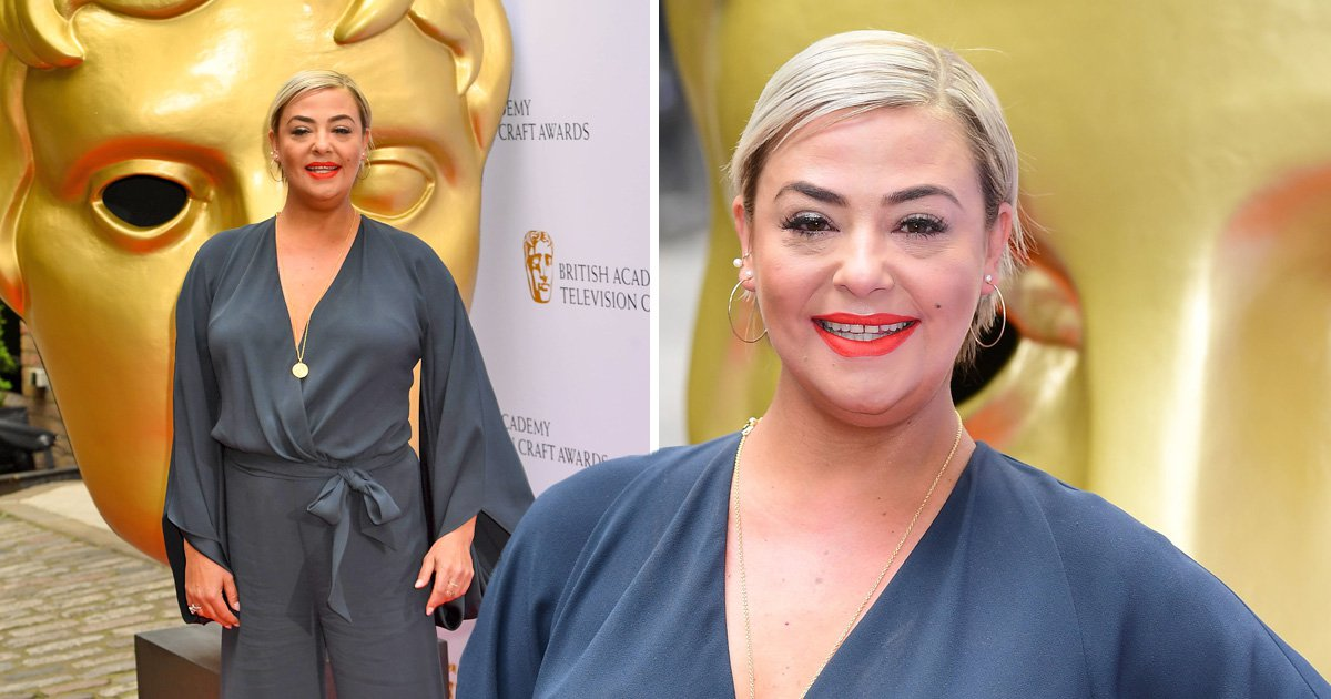 Lisa Armstrong looks amazing on Bafta Craft red carpet following Ant McPartlin split