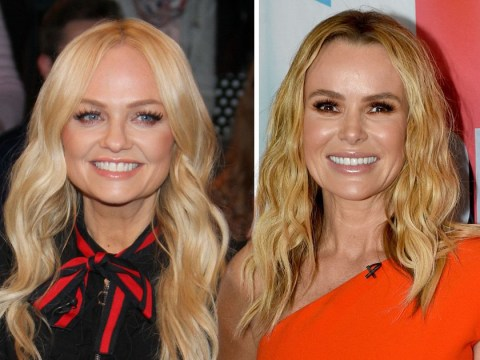Amanda Holden confirmed as Emma Bunton's replacement on Heart FM: 'She was their number one choice'
