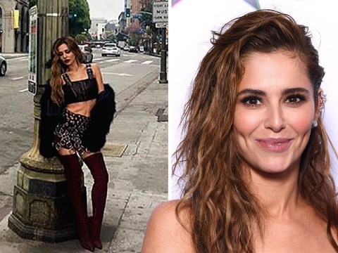 Cheryl hints at new music with sultry snap and fans cannot cope