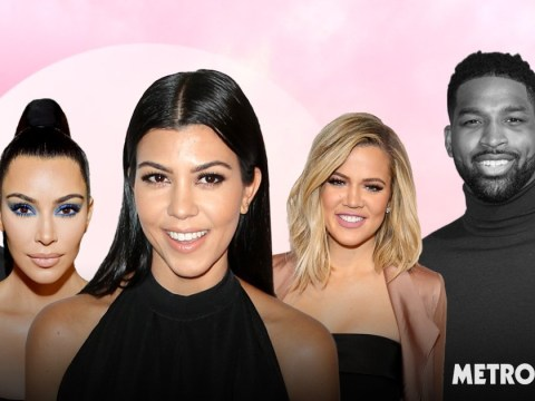 Kourtney Kardashian says Tristan Thompson cheating has only brought the Kardashian family closer together