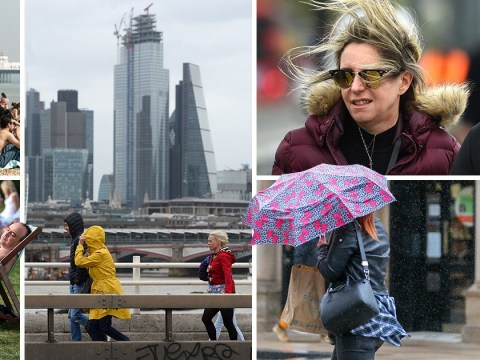 'Shock to the system' on its way with cold weather for bank holiday