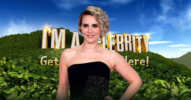 Claire Richards says she was told she was 'too thin' to take part on I'm a Celebrity (Picture: Rex)