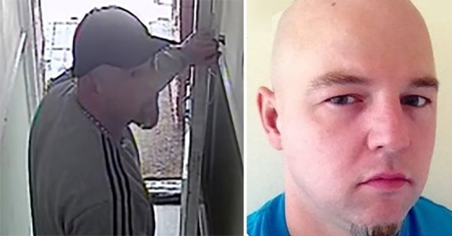 Police have named the person they want to speak to as Joseph McCann (Picture: Met Police)