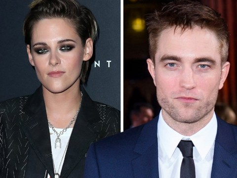 Robert Pattinson on 'good terms' with exes Kristen Stewart and FKA twigs and isn't that nice?