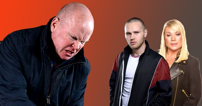 Phil Mitchell (Steve McFadden) is set to discover the truth