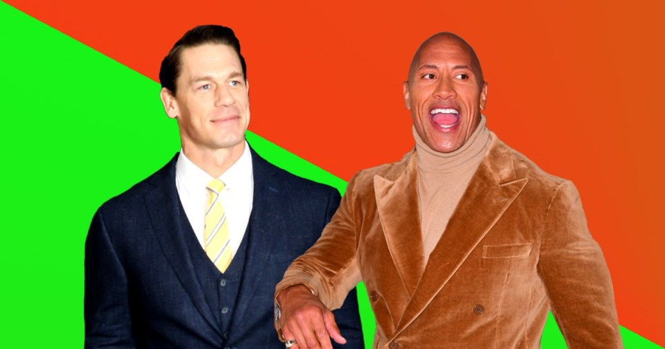 Rivalry between John Cena and Dwayne Johnson amid Furious 9 'casting