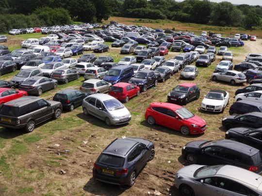 Extra Car Airport Parking: Airport Parking Scammer Who Earned £1,000,000 Dumping Cars