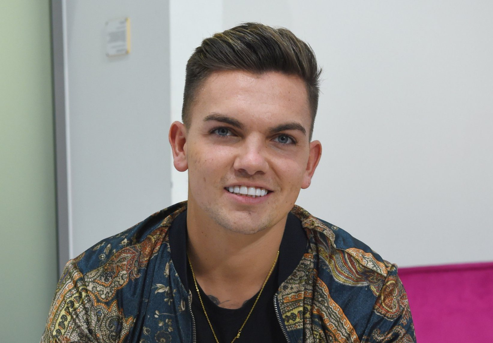 Sam Gowland reveals regret at cancelling dinner with Mike Thalassitis days before tragic death