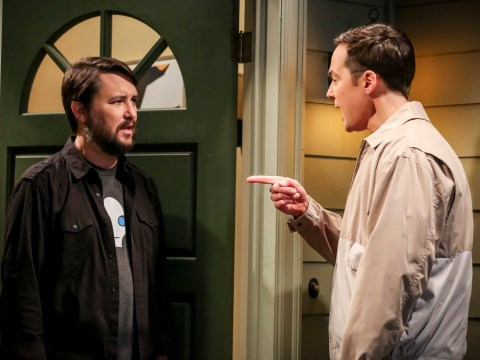 The Big Bang Theory's Wil Wheaton says it took 'about 10 years' to be comfortable playing himself on the show