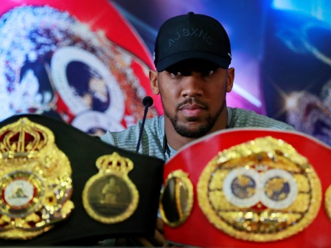 Anthony Joshua urges Deontay Wilder to open fight talks now