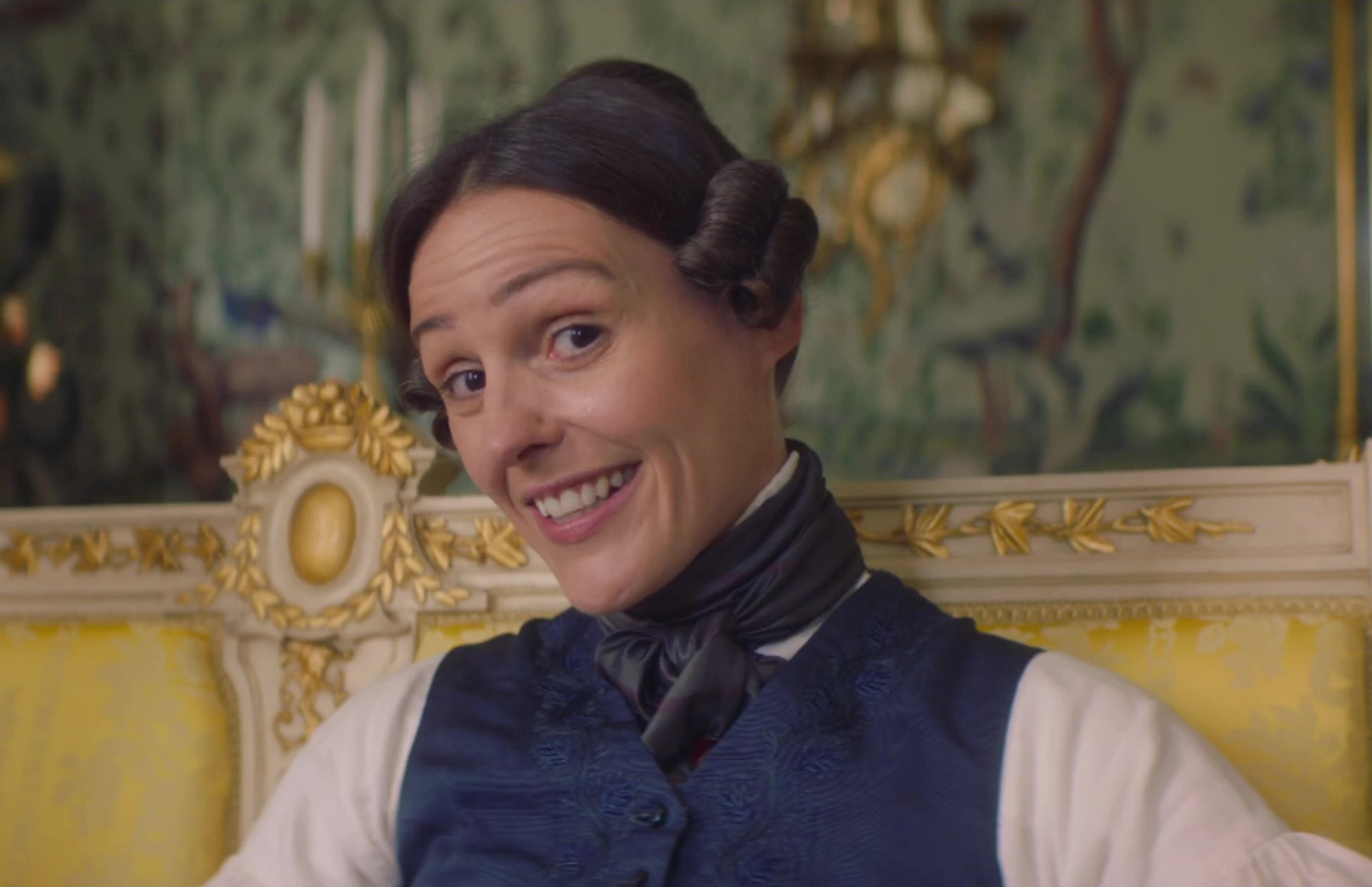 BBC One has now released the trailer for Sally Wainwright?s forthcoming eight-part drama Gentleman Jack, starring Suranne Jones. Set in 1832 in West Yorkshire, Gentleman Jack is based on the diaries of Anne Lister (Suranne Jones), a landowner and industrialist who is often described as 'the first modern lesbian'. After years of exotic travel, Anne returns to Halifax, determined to transform the fate of her family and their faded ancestral home Shibden Hall ? and to find herself a wife. Every part of Anne?s story is based in historical fact, recorded in the four million words of her diaries that contain the most intimate details of her life, once hidden in a secret code that is now broken. Gentleman Jack is a remarkable and unlikely love story set in the complex, changing world of Halifax - the cradle of the industrial revolution. The drama will explore Anne Lister?s relationships at home with her family, her servants, her tenants and her industrial rivals, who will use any dirty tricks they can to bring her down. At its heart is her relationship with her would-be wife, the wealthy heiress Ann Walker (Sophie Rundle). It has all the warmth, wit, humour and complexity that audiences have come to associate with Sally Wainwright?s writing.