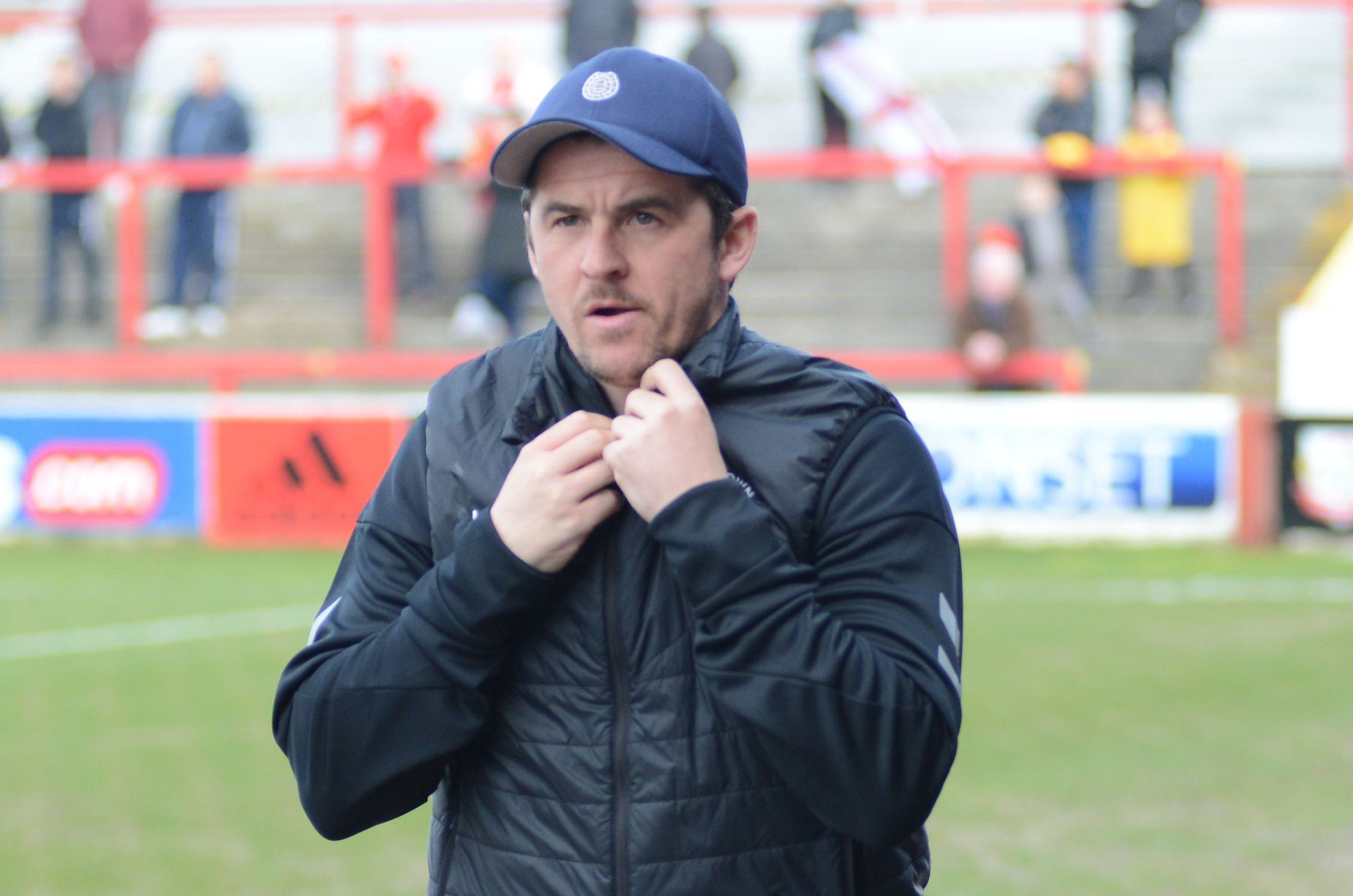Joey Barton being investigated for alleged assault on Barnsley manager