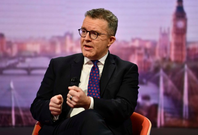 Tom Watson says 'Labour should back Brexit referendum'