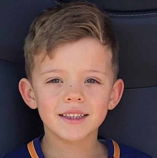 Undated handout photo issued by the Metropolitan Police of seven-year-old Harvey Tyrrell who died from electrocution at the King Harold pub in Station Road, Romford, east London in September 2018. PRESS ASSOCIATION Photo. Issue date: Monday April 1, 2019. Two people have been interviewed under caution in relation to the investigation into Harvey?s death. See PA story POLICE Romford. Photo credit should read: Metropolitan Police/PA Wire NOTE TO EDITORS: This handout photo may only be used in for editorial reporting purposes for the contemporaneous illustration of events, things or the people in the image or facts mentioned in the caption. Reuse of the picture may require further permission from the copyright holder.