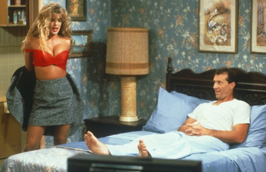 Editorial use only. No book cover usage. Mandatory Credit: Photo by Columbia Pictures/Embassy Pictures/Kobal/REX/Shutterstock (5885877aq) Ed O'Neill Married With Children - 1987-1997 Columbia Pictures/Embassy Pictures Television